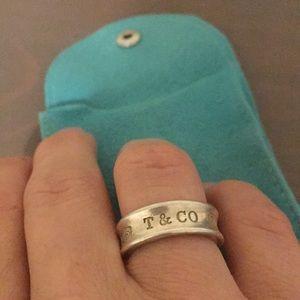Tiffany & Co 925 ring